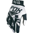 GANTS FOX RACING 360 INTAKE BLEU/BLANC 2014