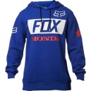 SWEAT SHIRT FOX RACING HONDA NOIR