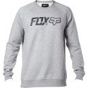 SWEAT SHIRT FOX RACING LEGACY CREW NOIR