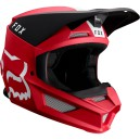 CASQUE FOX RACING V1 MATA JAUNE 2019