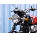 GRILLE DE PHARE INOX ROYAL ENFIELD TWIN 650